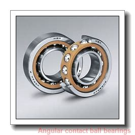 FAG QJ318-N2-MPA-T42F  Angular Contact Ball Bearings