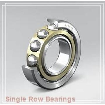 12,7 mm x 28,575 mm x 6,35 mm  TIMKEN S5K  Single Row Ball Bearings