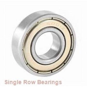 TIMKEN 16014  Single Row Ball Bearings