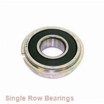 17 mm x 40 mm x 12 mm  TIMKEN 203KD  Single Row Ball Bearings