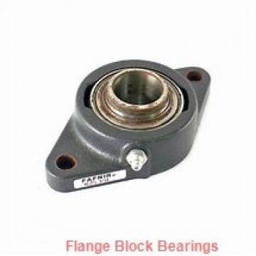 QM INDUSTRIES QVFY16V075SB  Flange Block Bearings