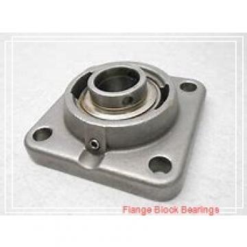 QM INDUSTRIES QVFC26V408SEC  Flange Block Bearings