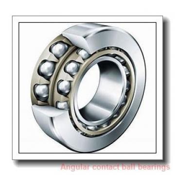 1.181 Inch | 30 Millimeter x 2.441 Inch | 62 Millimeter x 0.937 Inch | 23.8 Millimeter  NSK 3206C3  Angular Contact Ball Bearings