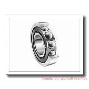 1.181 Inch | 30 Millimeter x 2.835 Inch | 72 Millimeter x 1.189 Inch | 30.2 Millimeter  INA 3306-J  Angular Contact Ball Bearings