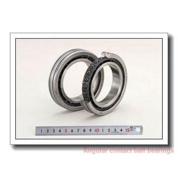 3.346 Inch   85 Millimeter x 5.906 Inch   150 Millimeter x 1.937 Inch   49.2 Millimeter  INA 3217-2RSR  Angular Contact Ball Bearings