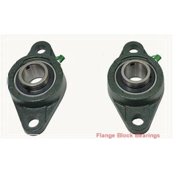QM INDUSTRIES QMFX11J055SC  Flange Block Bearings #3 image