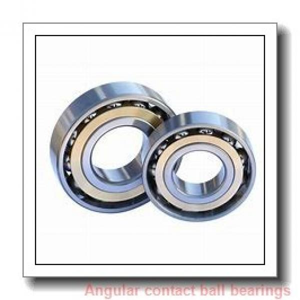 FAG QJ316-N2-MPA-A50-70  Angular Contact Ball Bearings #1 image