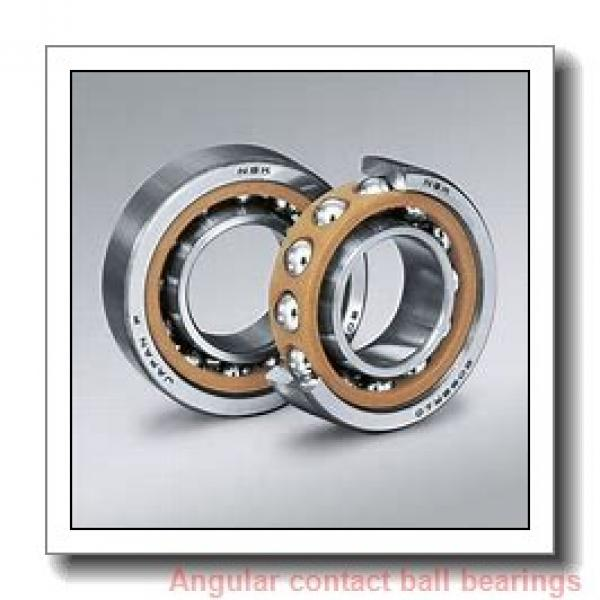 FAG QJ318-N2-MPA-T42F  Angular Contact Ball Bearings #1 image
