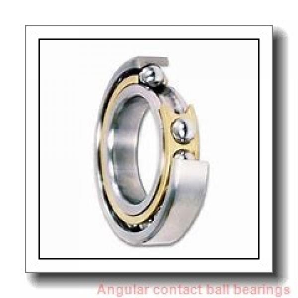 1.378 Inch | 35 Millimeter x 2.835 Inch | 72 Millimeter x 1.063 Inch | 27 Millimeter  NACHI 5207 C3  Angular Contact Ball Bearings #1 image