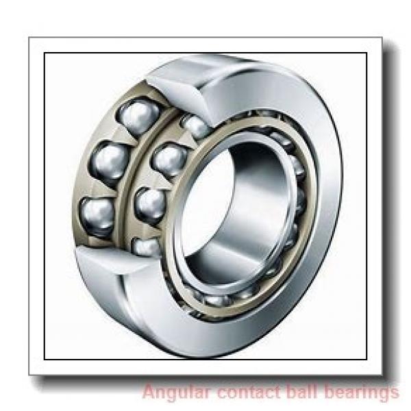 FAG QJ320-N2-FPA  Angular Contact Ball Bearings #1 image