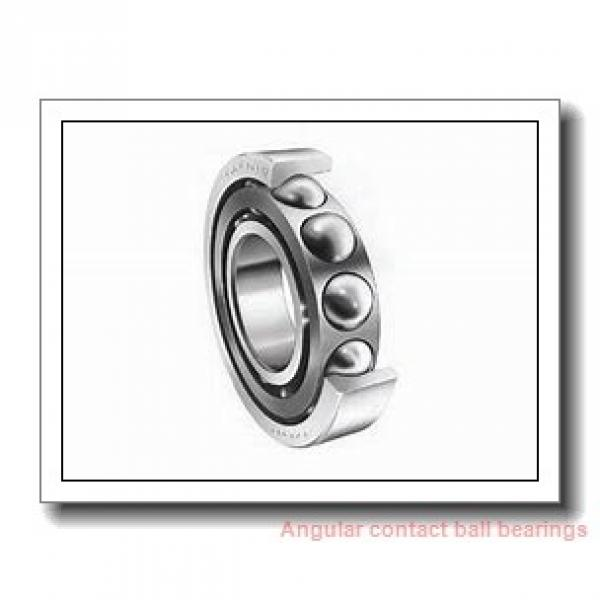 FAG 7040-MP  Angular Contact Ball Bearings #1 image